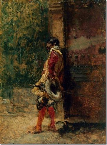 Mariano Fortuny y Marsal - el caballero