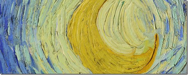 La noche estrellada, Vincent van Gogh