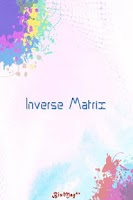 Screenshot of Inverse Matrix