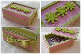 scatolina rosa
