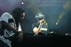 DJ Chuckie vs Lil Jon I