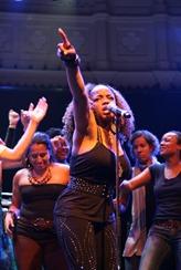 Leela James live at Paradiso by cdp 021