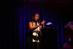 Leela James live at Paradiso by cdp 027