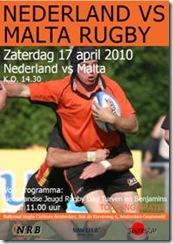 2010.04.17 Netherlands v Malta