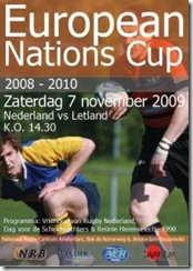 2009.11.07 Netherlands v Latvia