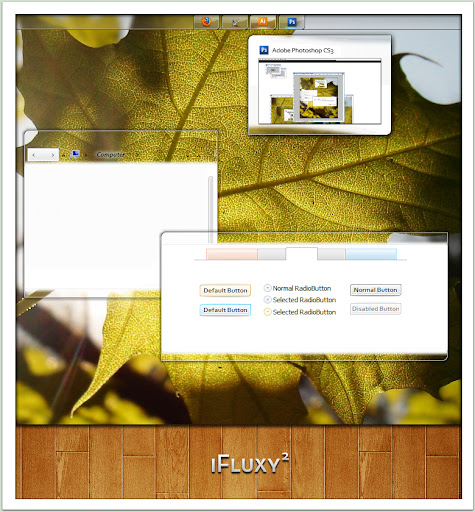iFluxy 2 for Windows 7