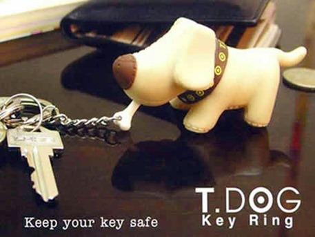 t.dog-key ring-80604