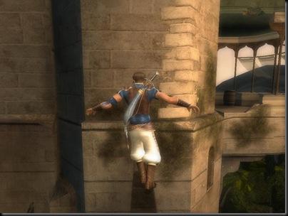 Adivinad cuál era en principal problema del Prince of Persia 3D.