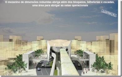 Obra Monotrilho Manaus (8)