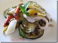 insalata di seppie con verdure blog
