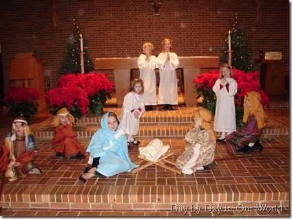 Christmas Eve Saint Jude's 2008