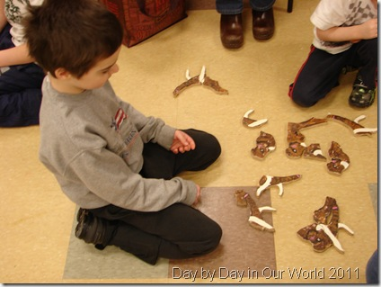 D tries to build a few mammoths