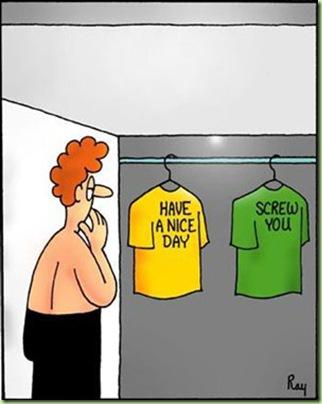 Client t-shirt