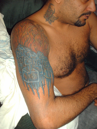 tattoo designs by jerome wallace. Black Bedroom Furniture Sets. Home Design Ideas
