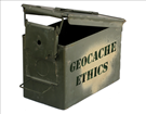 Geocache Ethics