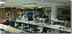 GM Ziaur Doing The Simul!