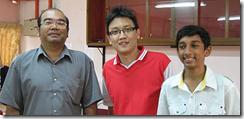 Mohd Fadrus Zakaria, Adrian Choo Cheng Yong, Dinesh Siddharthan Mrthey