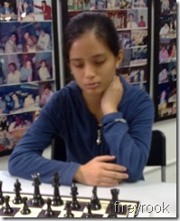 Olivia Madhavan, Girls' U-18 PERCAWI Champion 2011