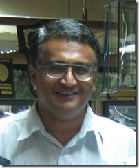 Collin Madhavan, President of PERCAWI