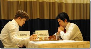 Carlsen vs Nakamura