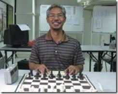 Mat Zaki Yeop, Insofar Chess Academy owner.