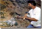 William Nava escavando 3