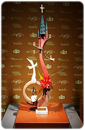 Konstig konst i choklad