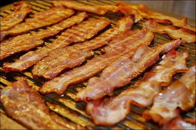 Bacon på iPinium GSB