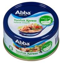 4630 Abba Tonfisk xpress italiensk vinägrett<br />7311171004555