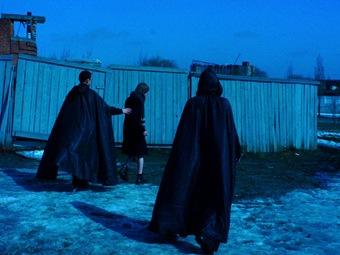 Это Чёрное пальто
