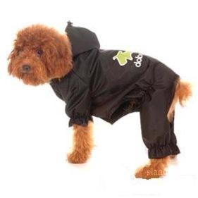 Пёс в комбинезоне