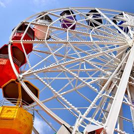 by Marilena Ditrik - City,  Street & Park  Amusement Parks