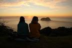Čekání na východ slunce