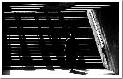 Lépcsőzetes fény – Budapest, 2005