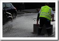 Hülye autós - Szépvölgyi út, 2010. szeptember 5.