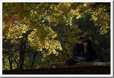 Őszi románc - Prága, 2006. október