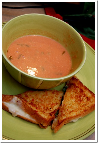 tomatobasil&grilledcheese