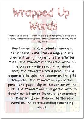 wrappedwords