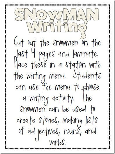 zzzsnowmanwriting