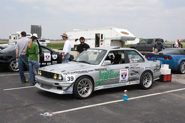 DTR Performance One Lap of America 1990 BMW 325iS raced by Anthony Magagnoli