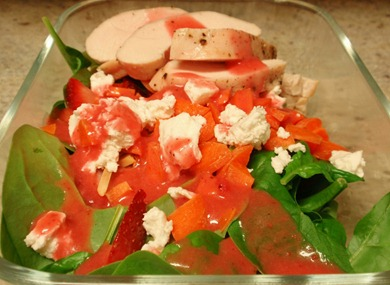 Strawberry Vinaigrette 8