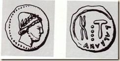 monedhë etruske e Populonia