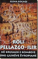 Copertina (versione albanese) del libro