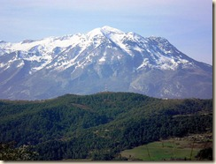 La montagna di Tomor