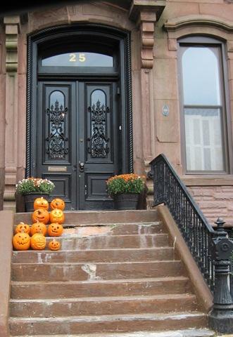 Capitol Ave pumpkins