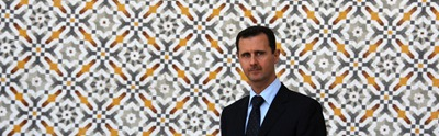 SYRIA-POLITICS-ASSAD