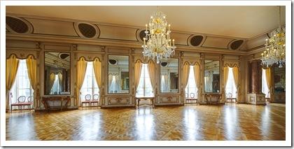 Egmontpaleis - Spiegelzaal