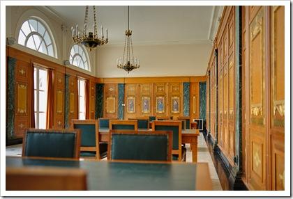 Egmontpaleis - Bibliotheek