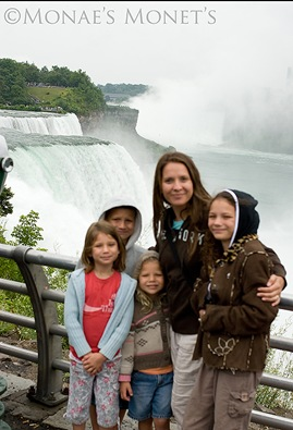 monae with kids niagara falls blog