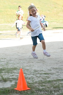Erika running relay blog